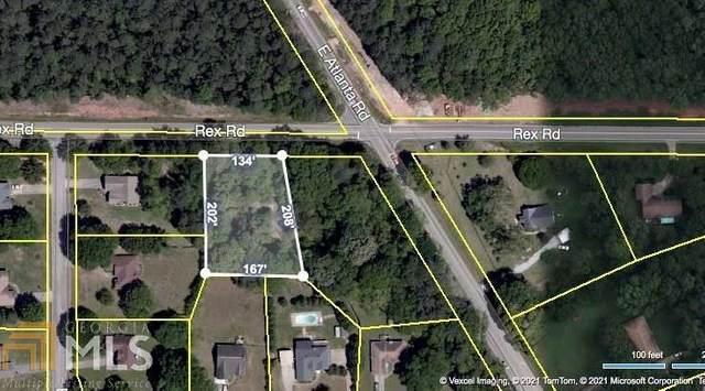 4630 Rex Road, Rex, GA 30273 (MLS #8997923) :: Crown Realty Group