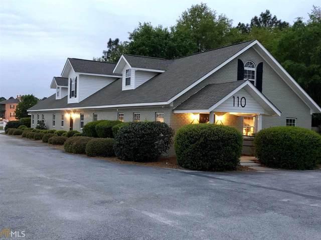 110 Rushing Ln, Statesboro, GA 30458 (MLS #8998640) :: Tim Stout and Associates