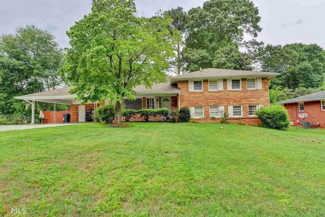 895 Rosedale Dr, Marietta, GA 30066 (MLS #8998926) :: Scott Fine Homes at Keller Williams First Atlanta