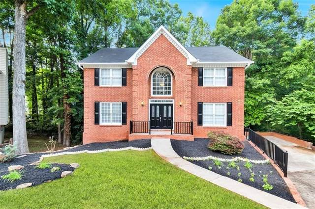 1810 Talbot Court, Lawrenceville, GA 30044 (MLS #8999244) :: The Realty Queen & Team