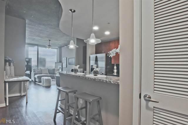 400 W Peachtree Street Nw #1612, Atlanta, GA 30308 (MLS #8999660) :: Anderson & Associates