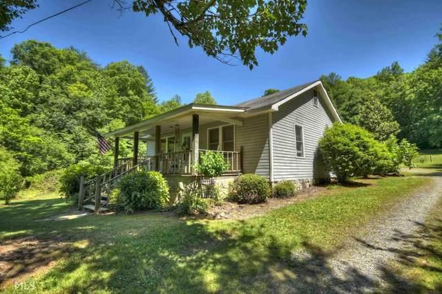 1038 Whitepath Springs Road, Ellijay, GA 30536 (MLS #8999757) :: Grow Local
