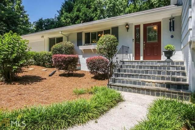 1728 Council Bluff Dr, Atlanta, GA 30345 (MLS #9001140) :: Crown Realty Group