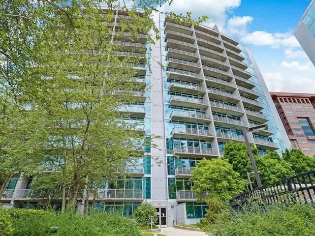 44 Peachtree Place NW #429, Atlanta, GA 30309 (MLS #9001218) :: Crown Realty Group