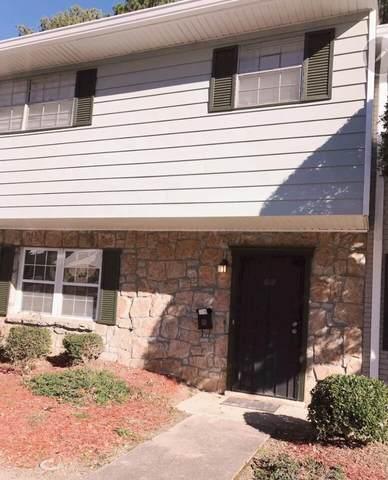 4701 Flat Shoals Road 1B, Union City, GA 30291 (MLS #9001222) :: Statesboro Real Estate