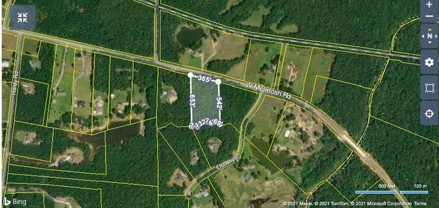 0 West Mcintosh, Brooks, GA 30205 (MLS #9001639) :: Maximum One Realtor Partners