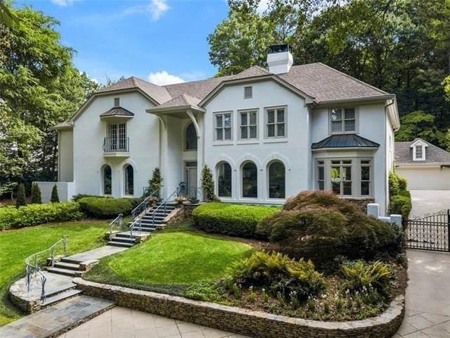 81 Blackland Road NW, Atlanta, GA 30342 (MLS #9001678) :: Statesboro Real Estate