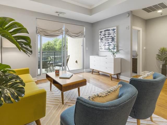 325 E Paces Ferry Road NE #507, Atlanta, GA 30305 (MLS #9001953) :: Statesboro Real Estate
