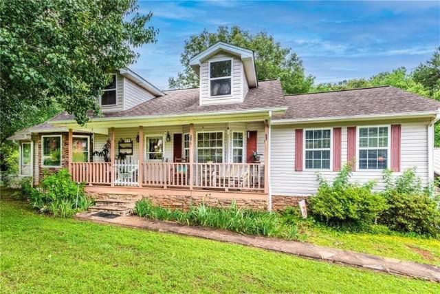 214 Piney Woods Drive, Ellijay, GA 30536 (MLS #9001985) :: Athens Georgia Homes