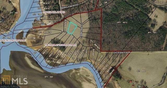 0 Open Water Ln #19, Blairsville, GA 30512 (MLS #9002024) :: Team Cozart