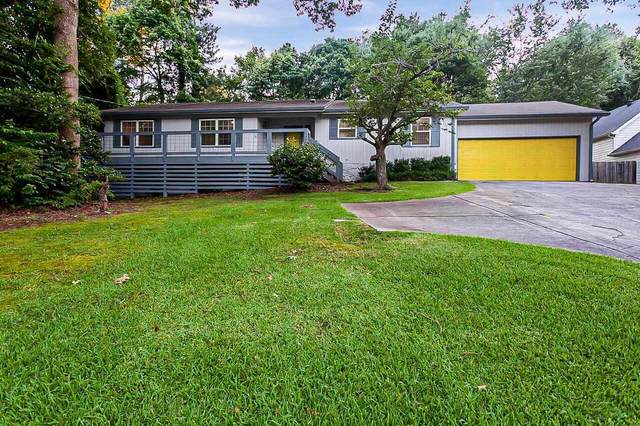 3881 Howell Ferry, Duluth, GA 30096 (MLS #9002593) :: The Realty Queen & Team