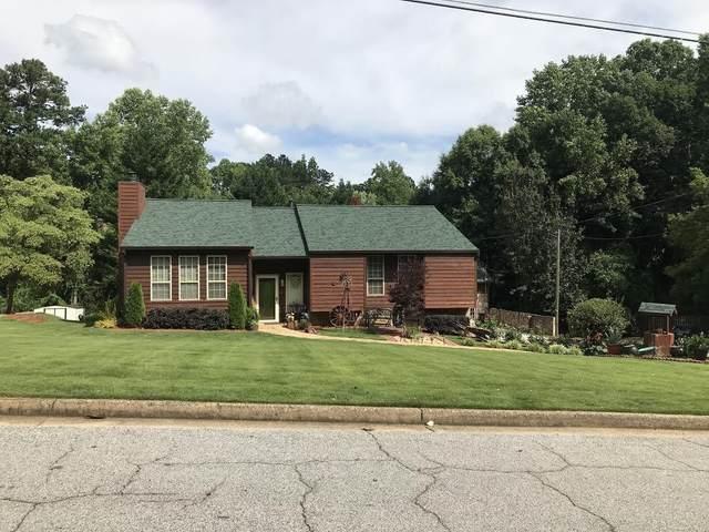 6700 Fairway Ridge Drive #67, Douglasville, GA 30134 (MLS #9002929) :: EXIT Realty Lake Country