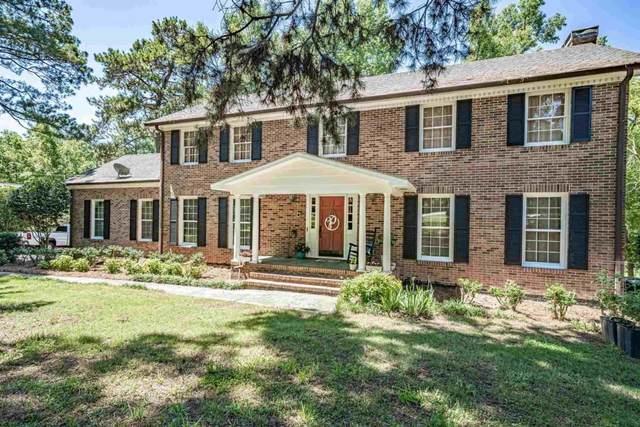 3781 Sinclair Dam Road, Milledgeville, GA 31061 (MLS #9003288) :: HergGroup Atlanta