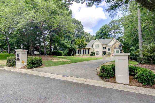 703 Thornhill, Peachtree City, GA 30269 (MLS #9004313) :: The Realty Queen & Team