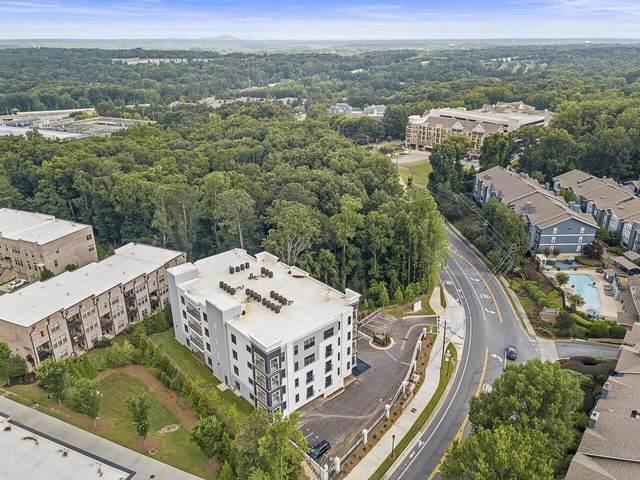6890 Peachtree Dunwoody Road #203, Sandy Springs, GA 30328 (MLS #9004362) :: Crown Realty Group