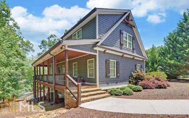 141 Hidden Pt, Hartwell, GA 30643 (MLS #9004386) :: Grow Local