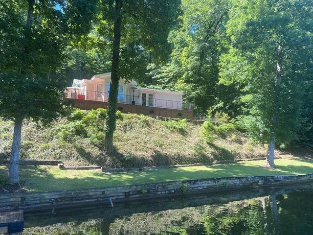 110 Harber Road, Monticello, GA 31064 (MLS #9004418) :: The Realty Queen & Team