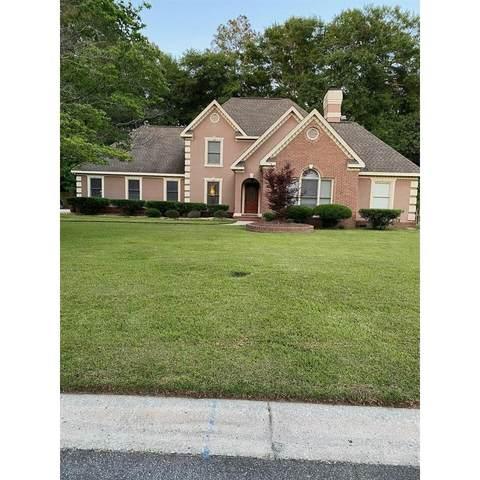 109 Fairways Drive, Warner Robins, GA 31088 (MLS #9005482) :: EXIT Realty Lake Country