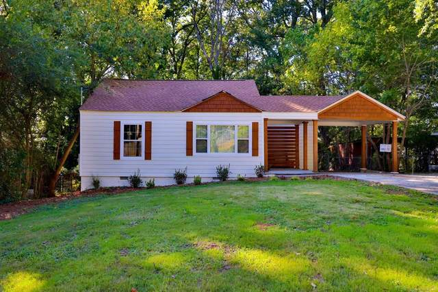 2473 Hillcrest Drive, East Point, GA 30344 (MLS #9005672) :: Cindy's Realty Group