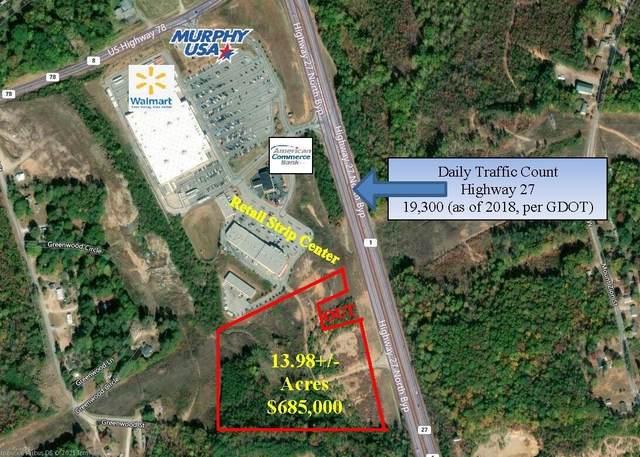 0 S Highway 27, Bremen, GA 30110 (MLS #9006512) :: Buffington Real Estate Group