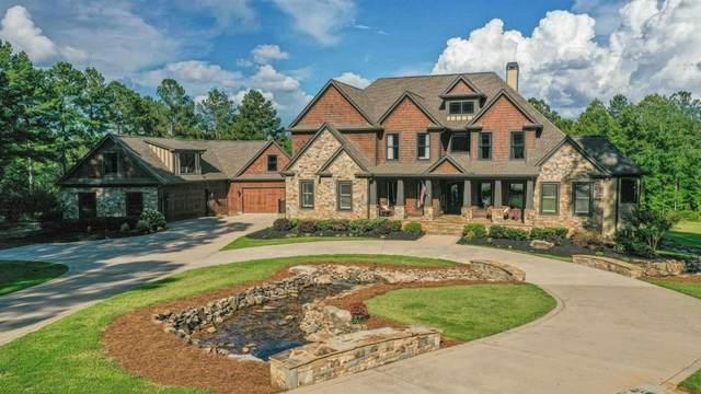 400 Harmony Road, Eatonton, GA 31024 (MLS #9006827) :: Buffington Real Estate Group