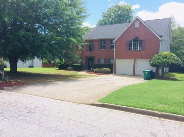 3865 Cain Mill Drive, Lithonia, GA 30038 (MLS #9006891) :: The Realty Queen & Team