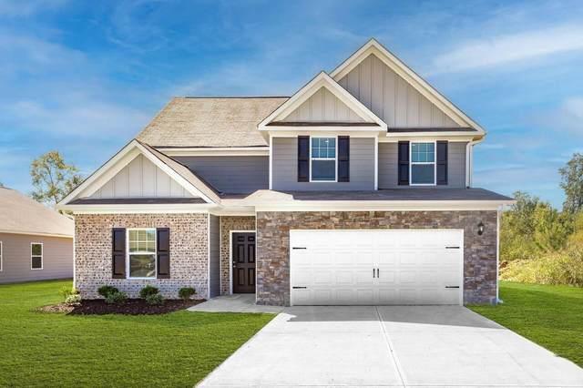600 Gleaner Way #309, Locust Grove, GA 30248 (MLS #9007286) :: Statesboro Real Estate