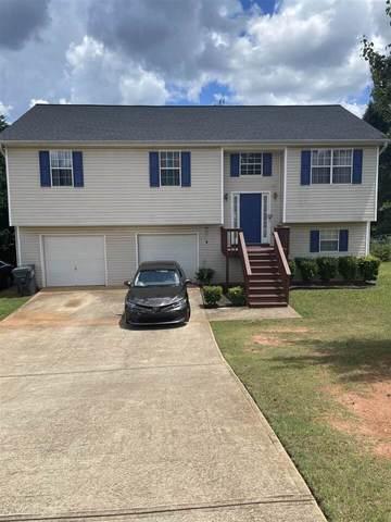 160 Cypress Drive, Covington, GA 30016 (MLS #9007510) :: The Realty Queen & Team