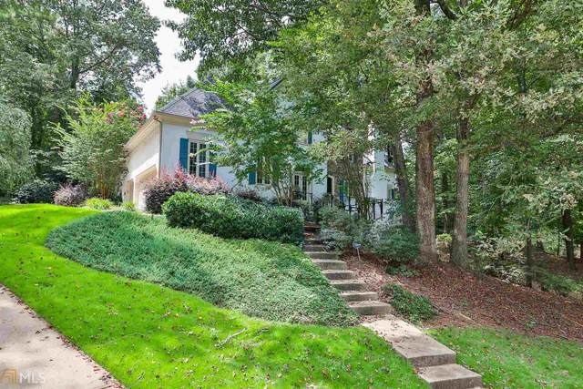 4571 River Mansion Ct, Peachtree Corners, GA 30096 (MLS #9007646) :: Tim Stout and Associates