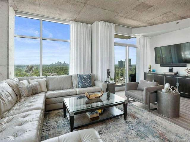 250 Pharr Road #1418, Atlanta, GA 30305 (MLS #9007801) :: Statesboro Real Estate