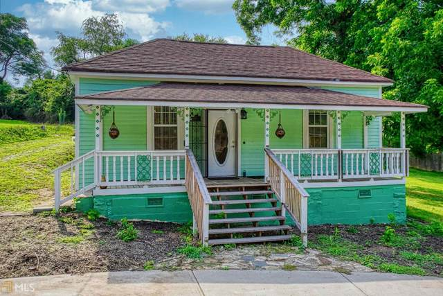 1549 Park St, Conyers, GA 30012 (MLS #9007910) :: Bonds Realty Group Keller Williams Realty - Atlanta Partners