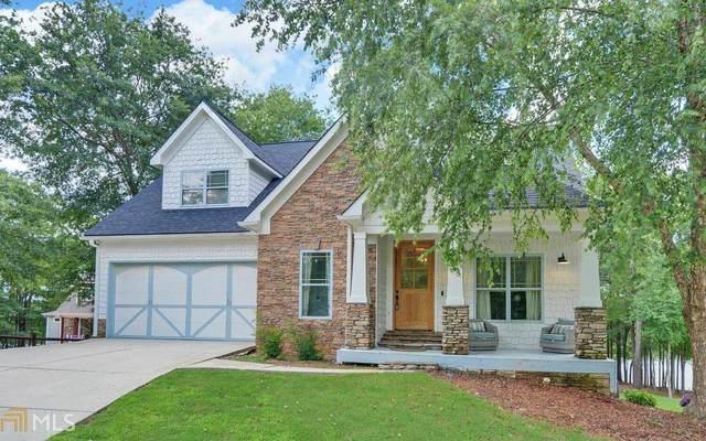 206 Little Lightwood, Hartwell, GA 30643 (MLS #9007920) :: Perri Mitchell Realty