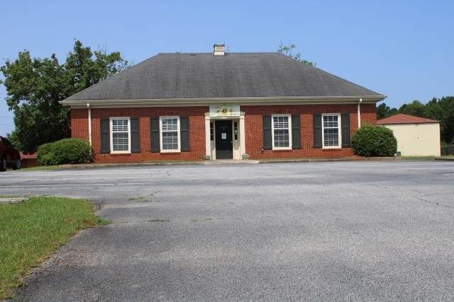 819 College Drive, Barnesville, GA 30204 (MLS #9008614) :: EXIT Realty Lake Country