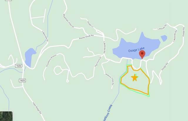 0 Lake Side Road, Scaly Mountain, NC 28775 (MLS #9008652) :: Athens Georgia Homes
