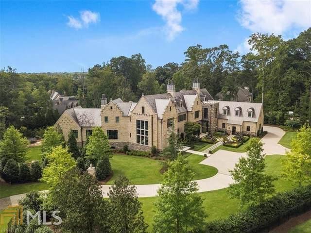 1150 W Garmon Rd, Atlanta, GA 30327 (MLS #9009382) :: Buffington Real Estate Group