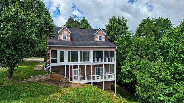76 Hollyberry Circle, Hayesville, NC 28904 (MLS #9009392) :: Rettro Group