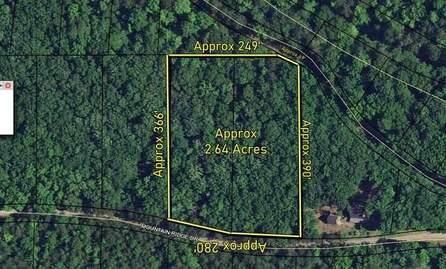 0 Mountain Ridge Drive Lot 8 & 9, Waverly Hall, GA 31831 (MLS #9009395) :: Maximum One Realtor Partners