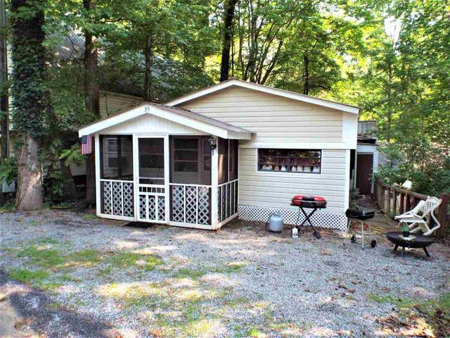 35 Hollow Log 70D, Cleveland, GA 30528 (MLS #9009418) :: EXIT Realty Lake Country