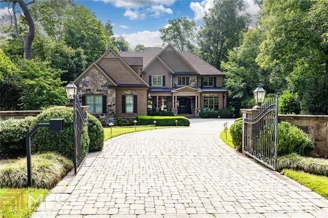 4411 Lake Forrest Dr, Atlanta, GA 30342 (MLS #9009436) :: Buffington Real Estate Group
