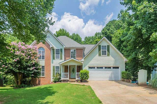 2069 Hunters Branch, Lawrenceville, GA 30043 (MLS #9009612) :: The Realty Queen & Team