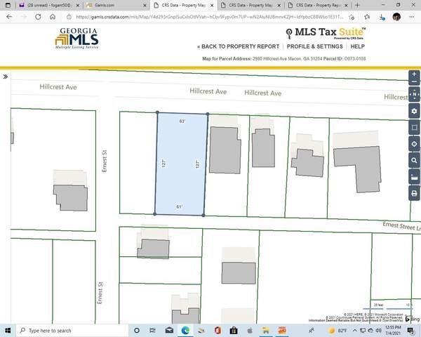 2980 Hillcrest Avenue, Macon, GA 31204 (MLS #9009657) :: Maximum One Realtor Partners