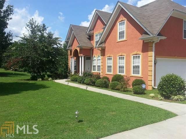 225 Briers Ridge, Fayetteville, GA 30214 (MLS #9009936) :: Perri Mitchell Realty