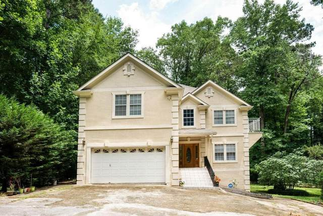 9675 Cone Court, Roswell, GA 30075 (MLS #9010109) :: The Realty Queen & Team