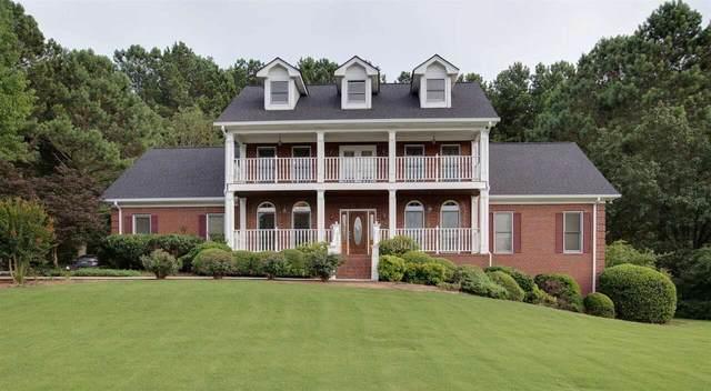 922 Plymouth Drive, Jonesboro, GA 30236 (MLS #9010323) :: Crown Realty Group
