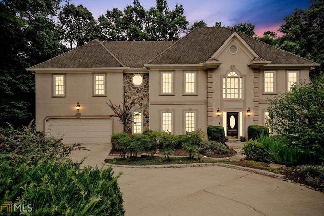 225 Willow Brook Dr, Roswell, GA 30076 (MLS #9010654) :: Tim Stout and Associates