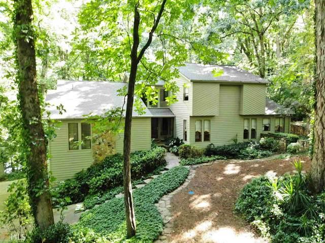 135 S Shore, Roswell, GA 30076 (MLS #9011123) :: Scott Fine Homes at Keller Williams First Atlanta