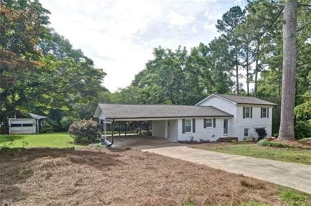 225 W Greenwood Drive, Carrollton, GA 30117 (MLS #9011602) :: Houska Realty Group