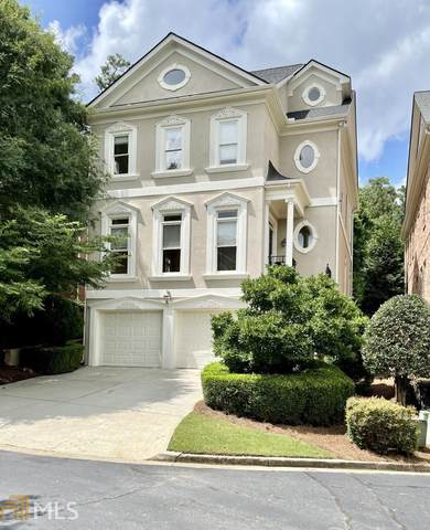 2694 Lenox Rd 16, Atlanta, GA 30324 (MLS #9011807) :: Tim Stout and Associates