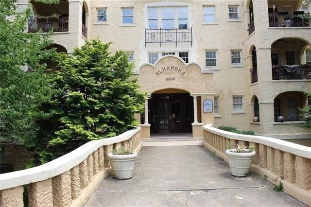 2855 Peachtree Road NE #115, Atlanta, GA 30305 (MLS #9011887) :: Crown Realty Group