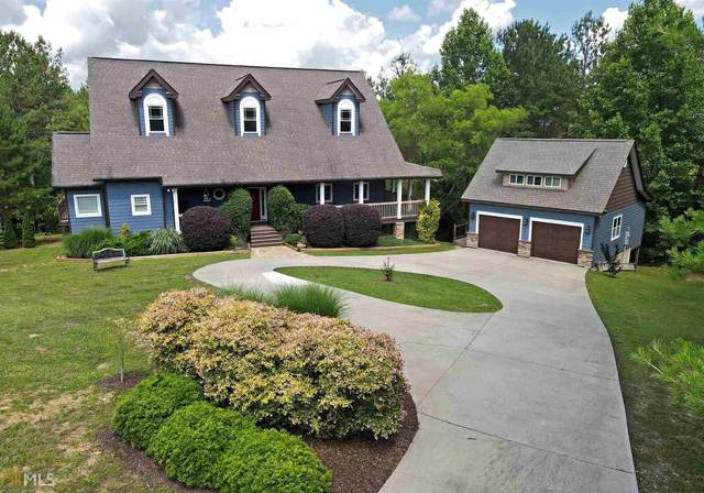 57 Loftis Mountain Ct, Blairsville, GA 30512 (MLS #9012270) :: Perri Mitchell Realty